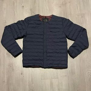 The North Face Windstopper Zephyr Cardigan Puffer